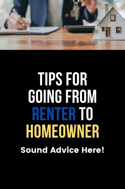 Renter to Homeowner