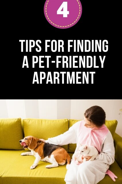 Tips to Find Pet Friendly Apartment
