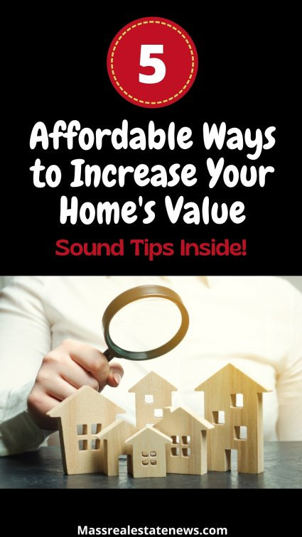 Affordable Ways to Increase Home Value