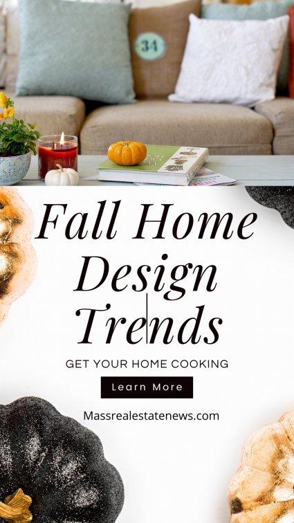 Fall Home Design Trends